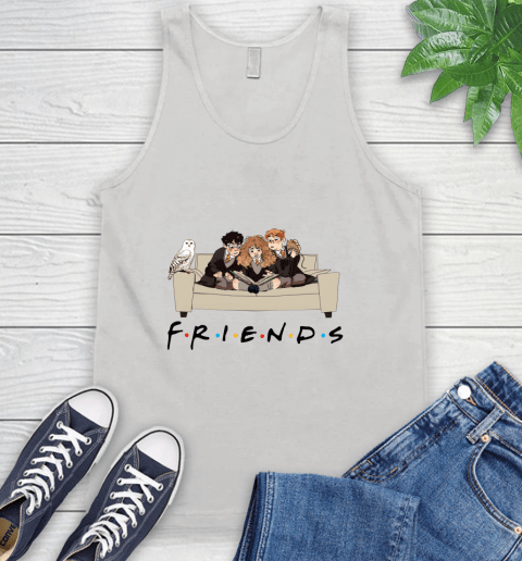 Harry Potter Ron And Hermione Friends Shirt Tank Top