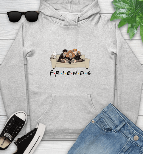 Harry Potter Ron And Hermione Friends Shirt Youth Hoodie