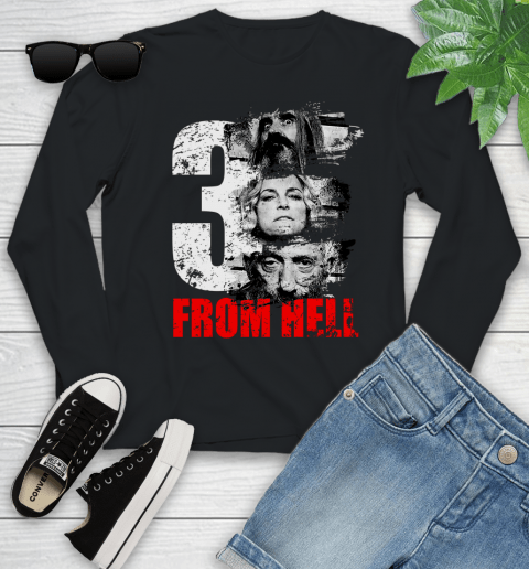 3 From Hell Youth Long Sleeve