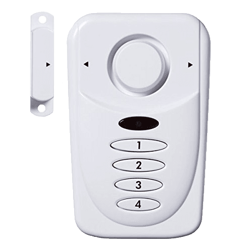 Wireless Alarm System Install Self