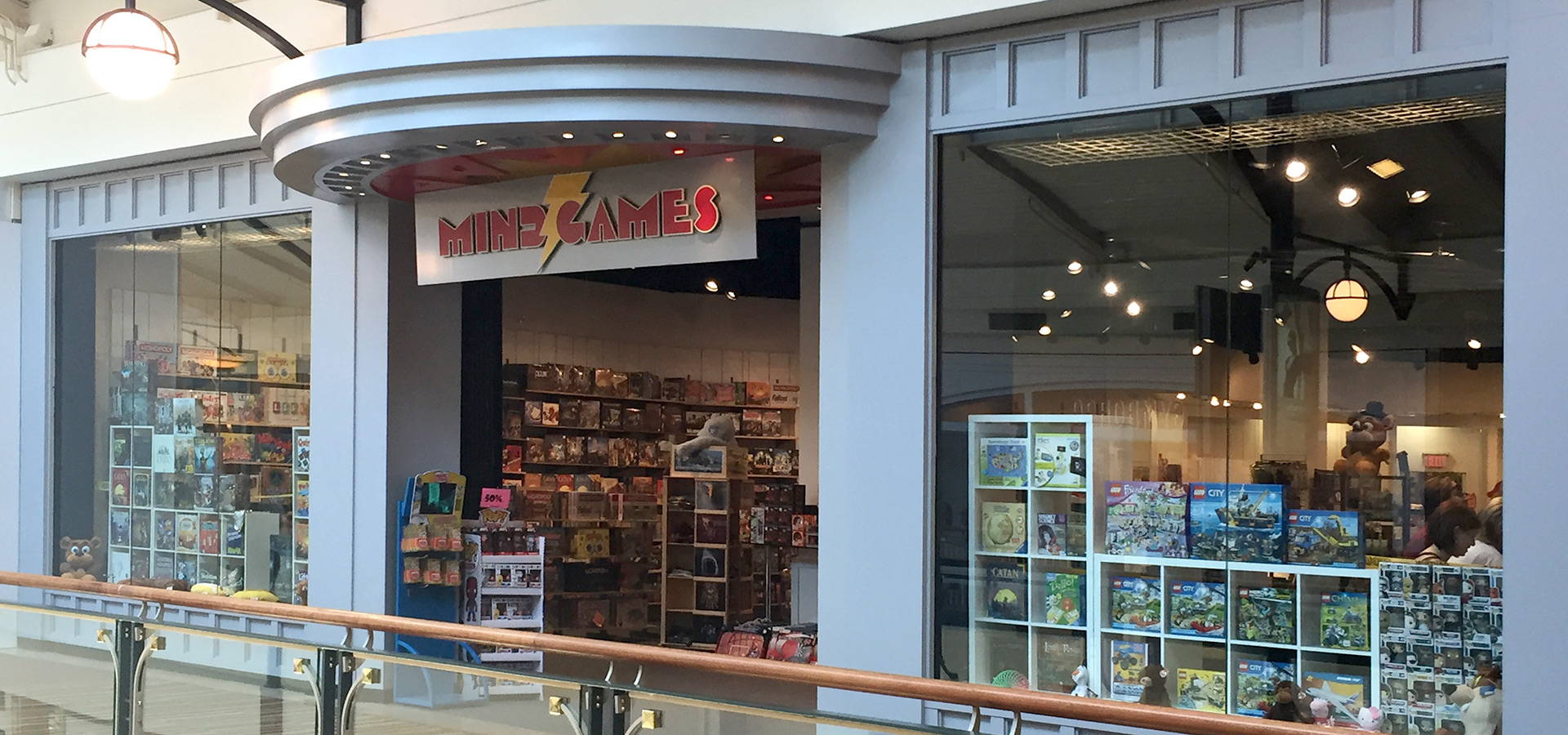 Mind Games Near Me In Dulles  VA   Dulles Town Center