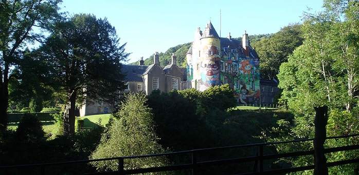 kelburn-castle