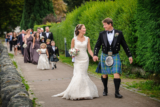 scottish wedding ceremony