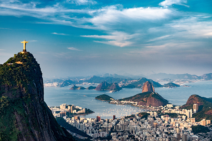winter honeymoon Rio de Janeiro, Brazil