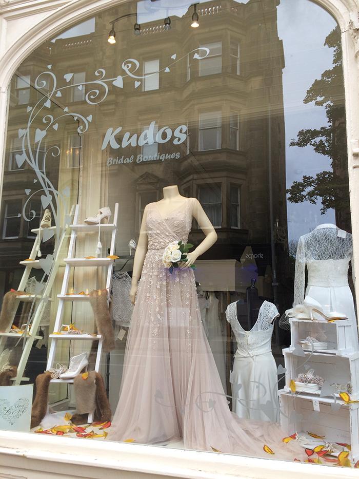 Kudos Wedding Dress Shop Scotland