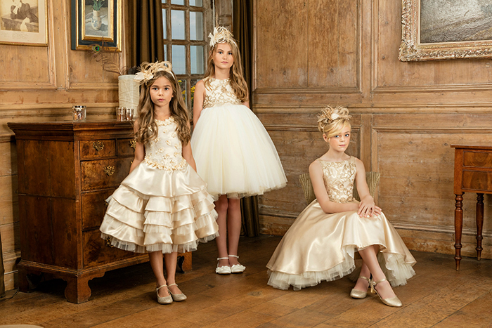 400ee42d0fa Our fave flower girl dresses from the new Michelle Bray collection ...