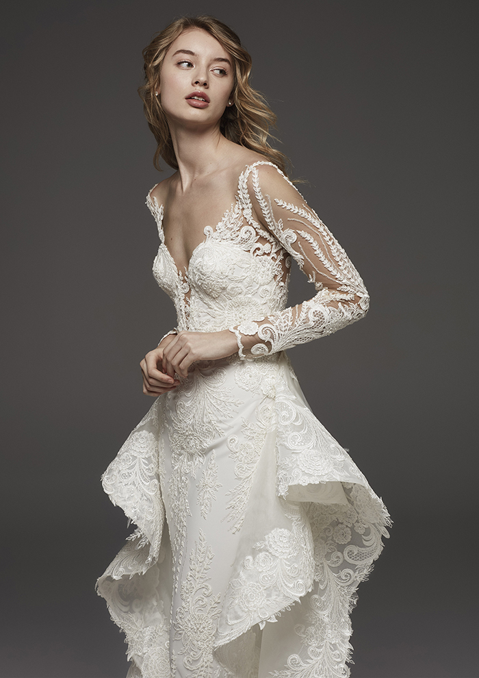 b5b87558616 Check out the showstopping Pronovias 2019 Collections!
