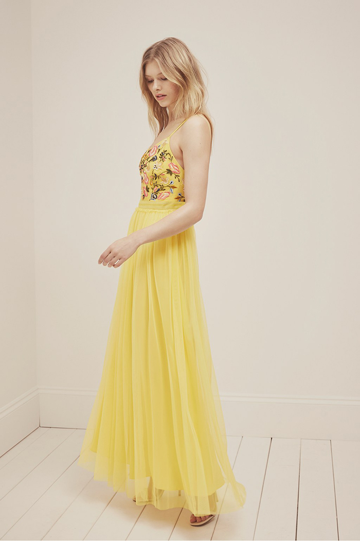 Our Pick Of The Best Yellow Bridesmaid And Wedding Guest Dresses