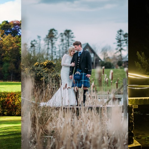 best wedding venues in the Scottish countryside