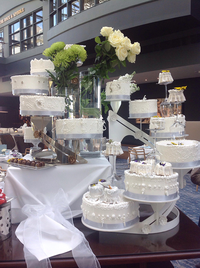 royal wedding afternoon tea Fairmont