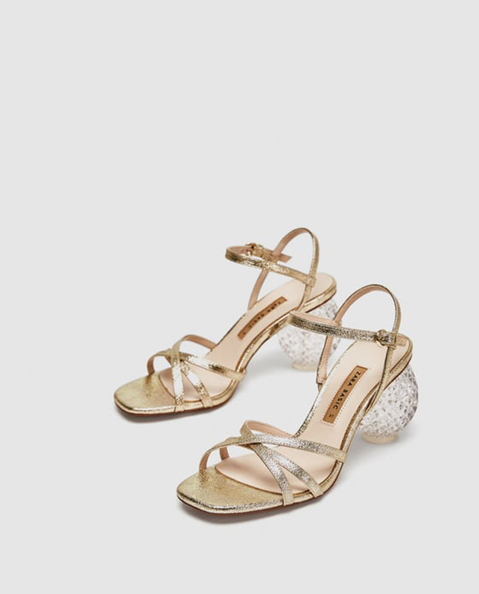 8c6580584ed7 Zara now has a wedding shoes section and they start from £25.99!