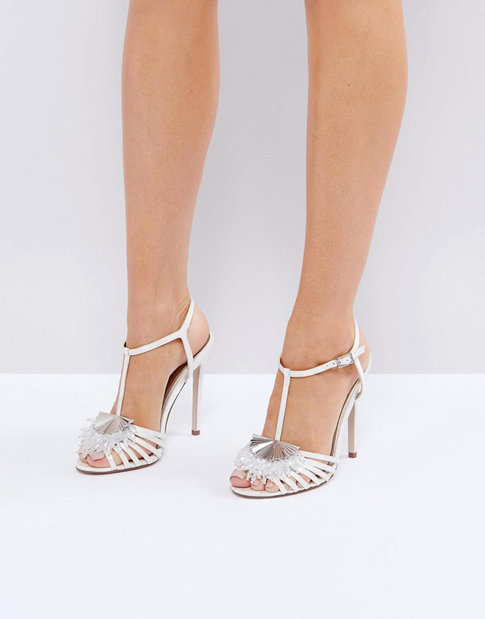 6c299c46a892 Shoe of the week sale special: 25 budget-friendly ASOS bridal shoes