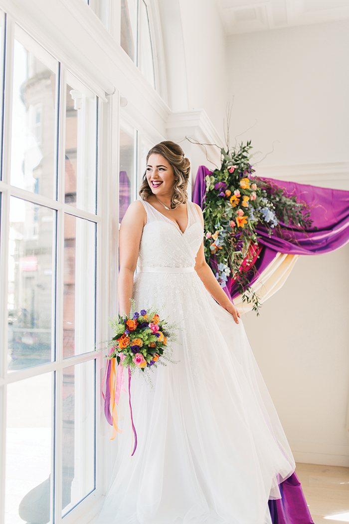Seriously gorgeous bridal gowns for plus-sized brides from Scottish ...