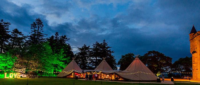Hartree Estates weddings