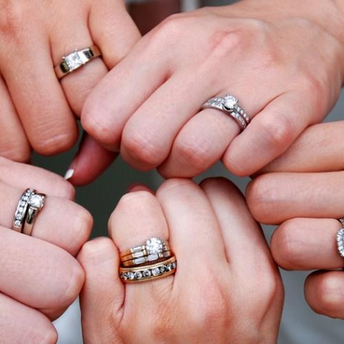 John McKay Jewellers wedding rings