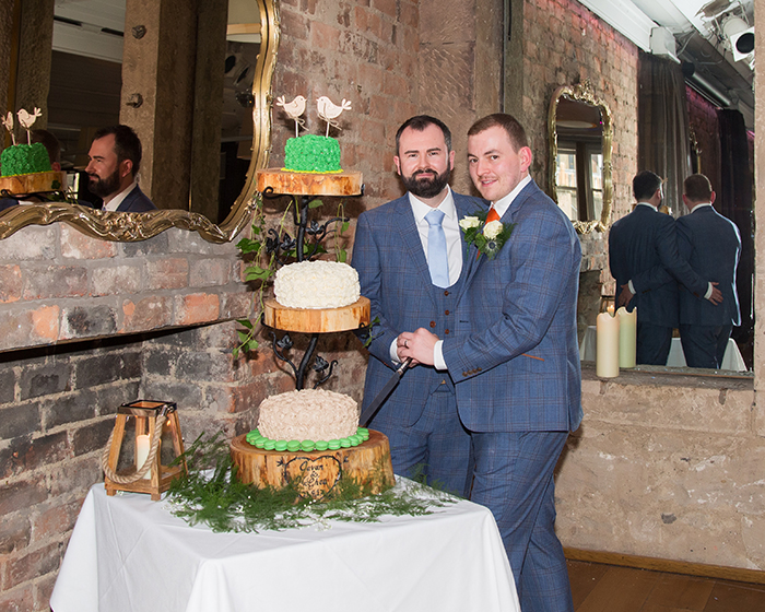 Same-sex wedding 29 Glasgow