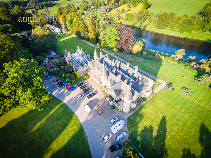 exclusive use Ballathie House