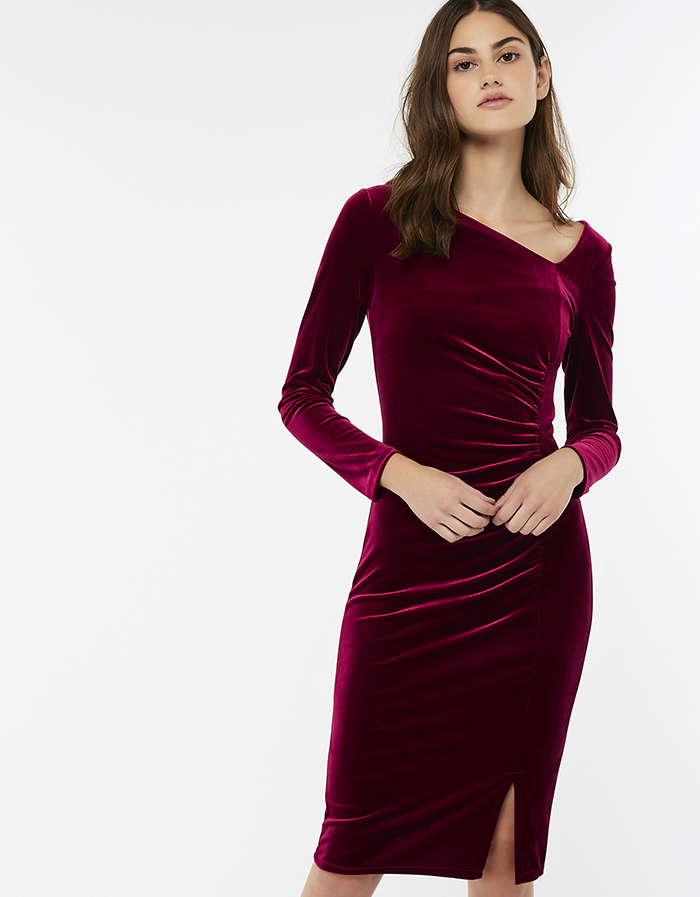 What to wear to a winter wedding - Monsoon
