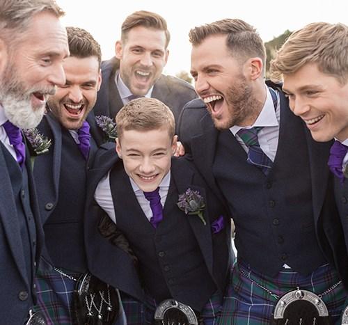 Slater Menswear Highlandwear