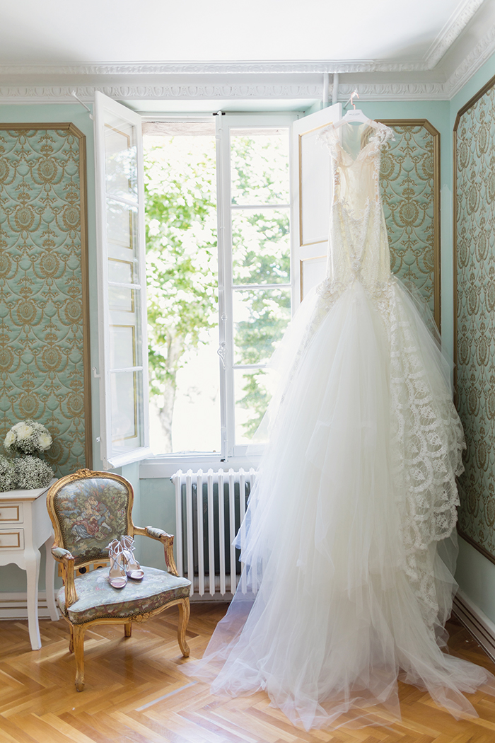 fairytale wedding in France