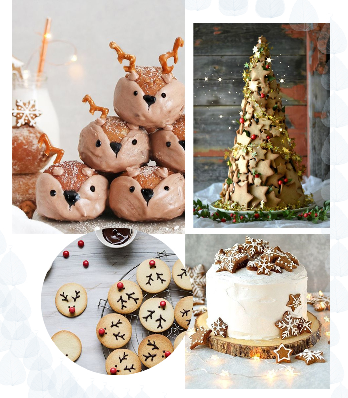 Festive Bakes Perfect For Your Winter Wedding Dessert Table