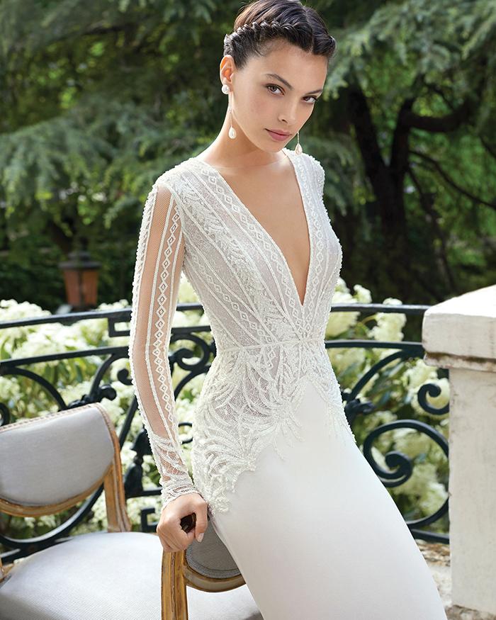 474712e1b1d6 Why we love... bridalwear designer Rosa Clará - Scottish Wedding ...