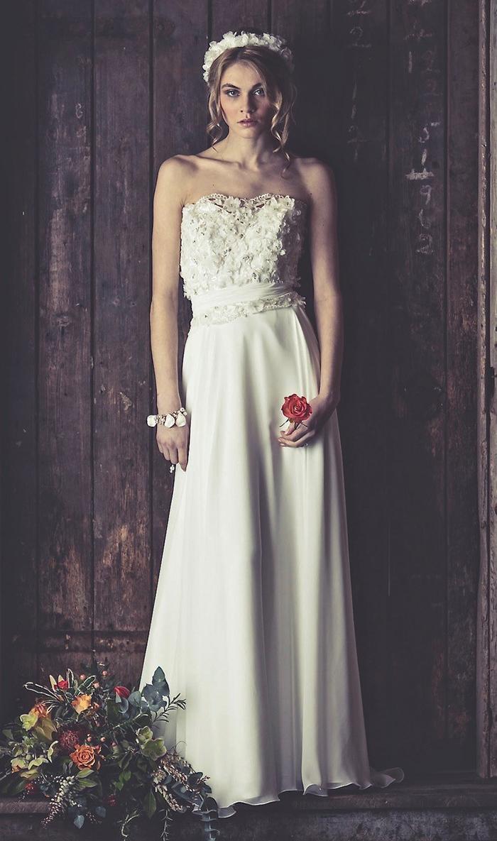 9ccf9d491162d Spotlight on... Glitterati bespoke bridalwear collections - Scottish ...