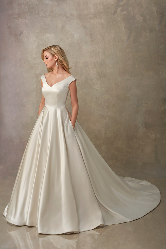 win a wedding dress