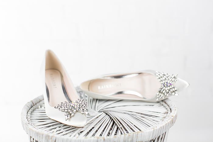 42547695c4a1a A new wedding shoe range has hit the high street in the Rainbow Club ...