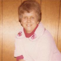 Mary Porter Meadows Waller