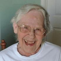 Betty Jean Thompson
