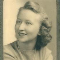 Bettye Jo Thompson