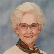 Mrs. Mattie Lou Munroe