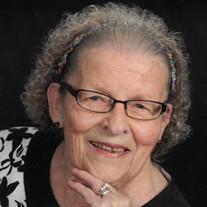 Peggy Almeda Trobaugh