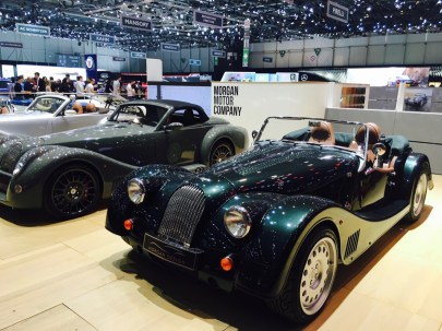 86th Geneva International Motor Show, Morgan