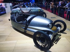 86th Geneva International Motor Show, Morgan EV3