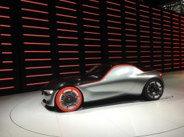 86th Geneva International Motor Show, Opel GT Concept