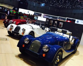 86th Geneva International Motor Show, Morgan 4/4