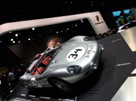 86th Geneva International Motor Show, Porsche
