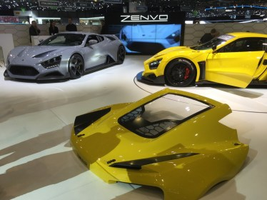Geneva International Motor Show, Zenvo SS1