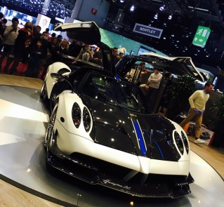 86th Geneva International Motor Show, Pagani Huayra BC
