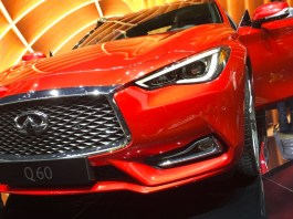 86th Geneva International Motor Show, Infiniti Q60