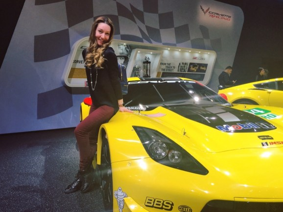 86th Geneva International Motor Show, Corvette