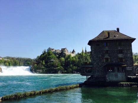 Rheinfalls, Schloss Worth