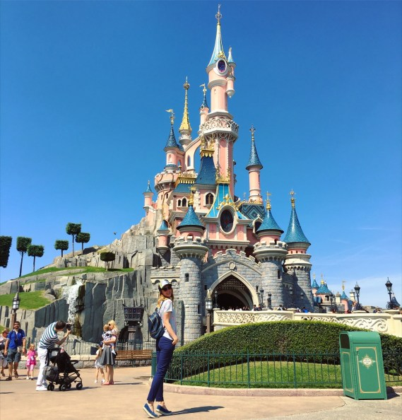 Disneyland Paris, Disneyland® Park, Sleeping Beauty Castle