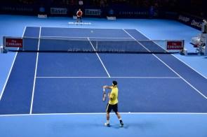 Swiss Indoors Basel 2016, Kei Nishikori vs Dusan Lajovic