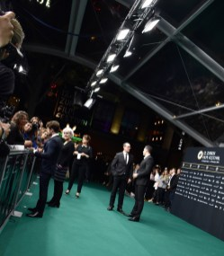 ZFF, Daniel Radcliffe on the Green Carpet before the Gala Premiere of IMPERIUM