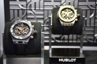 Geneva Watch Fair 2017, Hublot novelties, Big Bang Unico Italia Independent