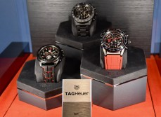 Geneva Watch Fair 2017, TAG Heuer novelties, TAG Heuer Carrera HEUER-01