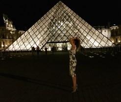Paris, the Louvre Museum